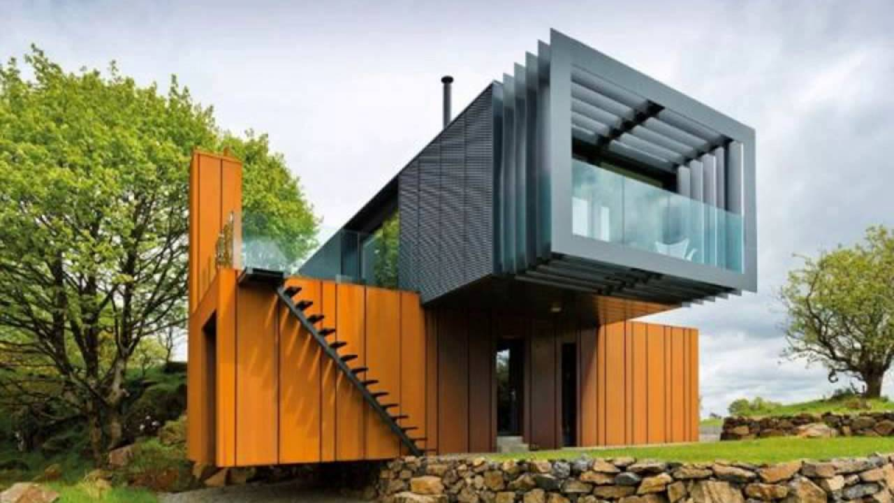 Дома из контейнеров - плюсы и минусы [60 фото] 10 лучших проектов