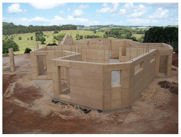 Дома из земли - 5 технологий строительства