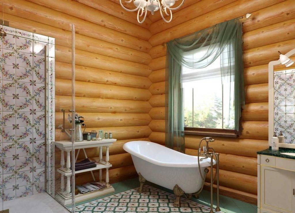 Чем отделать ванную комнату: 22 материала для стен, пола и потолка