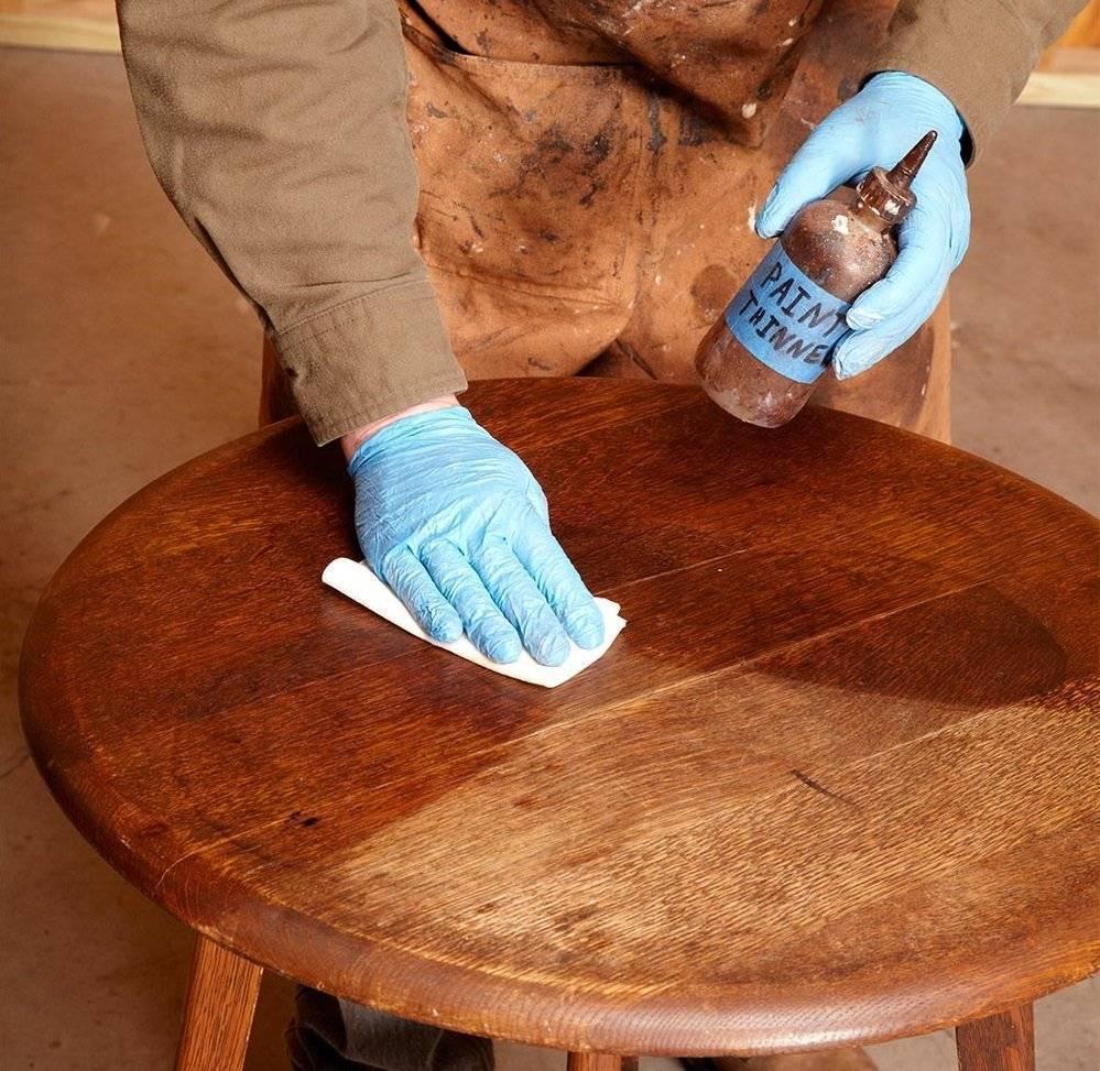 Как покрасить полированную мебель своими руками?