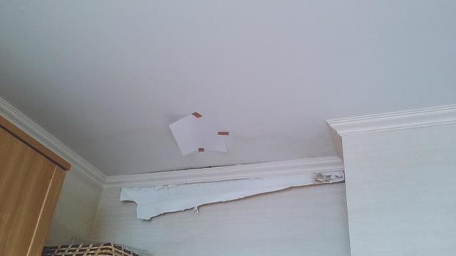 Ремонт потолка после протечки своими руками – инструкции с фото и видео