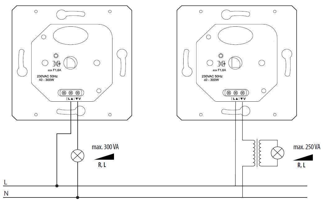 Подключение диммера legrand для светодиодных ламп - отопление