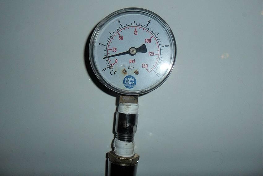 Давление воды в водопроводе: оборудование для повышения давления воды в квартире