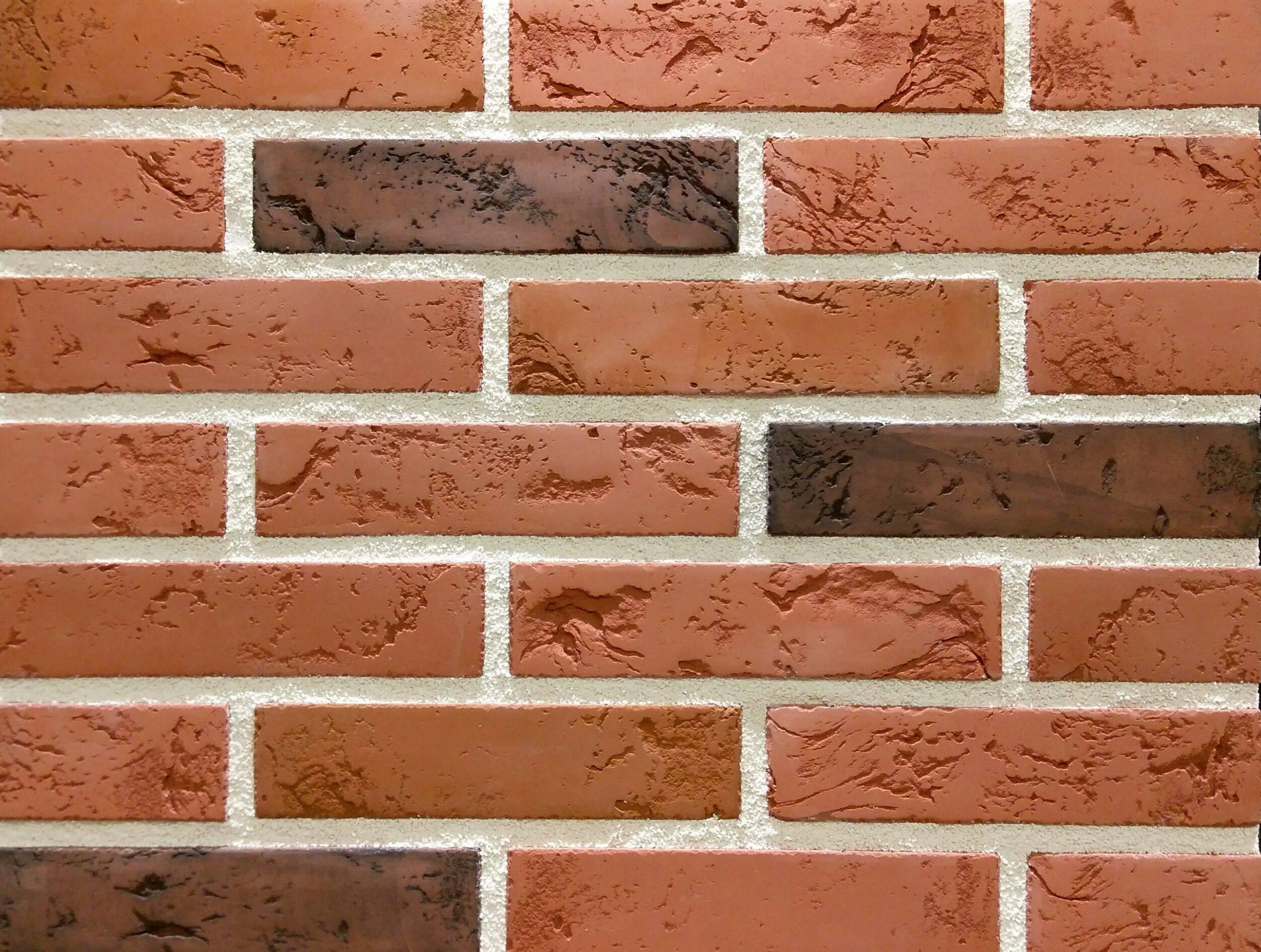 Декоративный кирпич в интерьере (80 фото): красивые идеи отделки стен