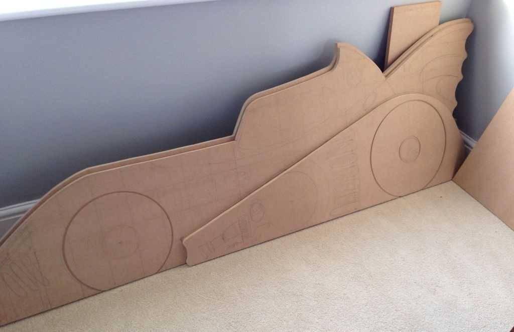 Кровать-домик своими руками: пошаговая инструкция