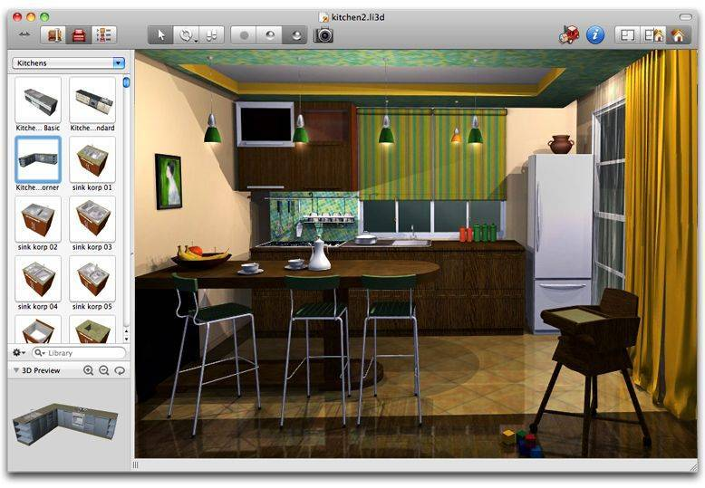 10 бесплатных программ для дизайна интерьера: обзор любительских и профессиональных планировщиков