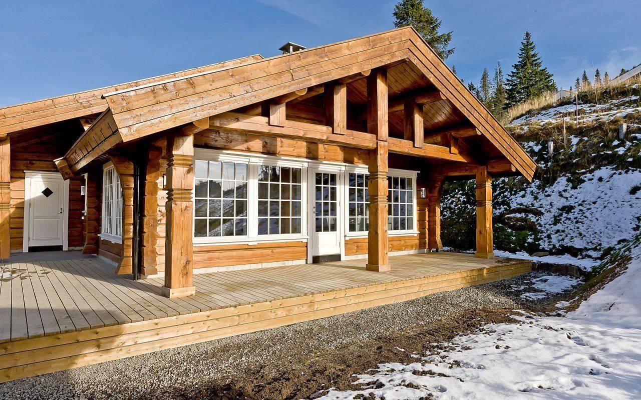 Дома из лафета по норвежской технологии: преимущества и недостатки - квартира, дом, дача - медиаплатформа миртесен
