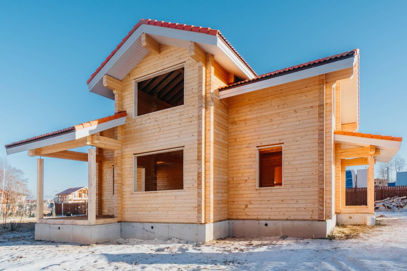Объективные отзывы о домах из бруса