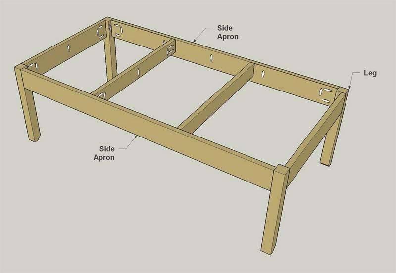 Складной стол своими руками – лучшие модели и проекты для изготовления (70 фото)
