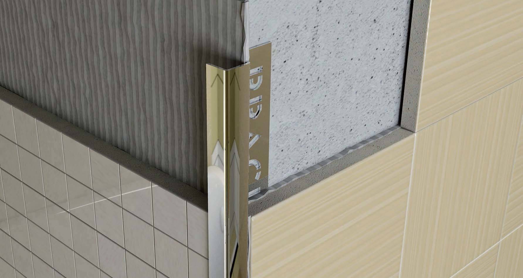Уголки пластиковые для защиты углов стен: как защищать стены и углы с помощью декоративной накладки, можно ли использовать для внутреннего оформления