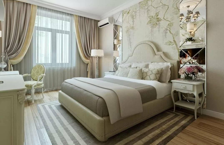 Дизайн спальни в современном стиле — учитываем все тонкости