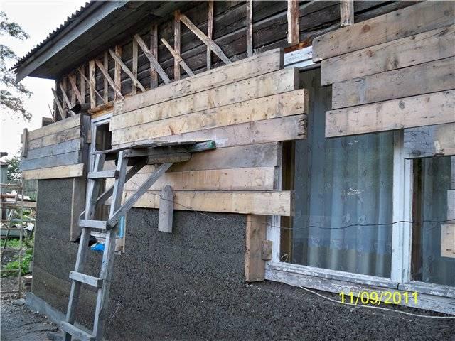 Дом из опилкобетона своими руками - как построить дом из арболита   стройсоветы