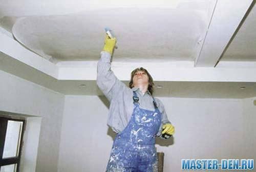 Ремонт потолка после протечки своими руками: из гипсократона, штукатурки, советы по ремонту