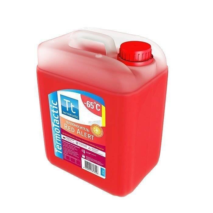 Циркуляционный насос для отопления с антифризом - отопление