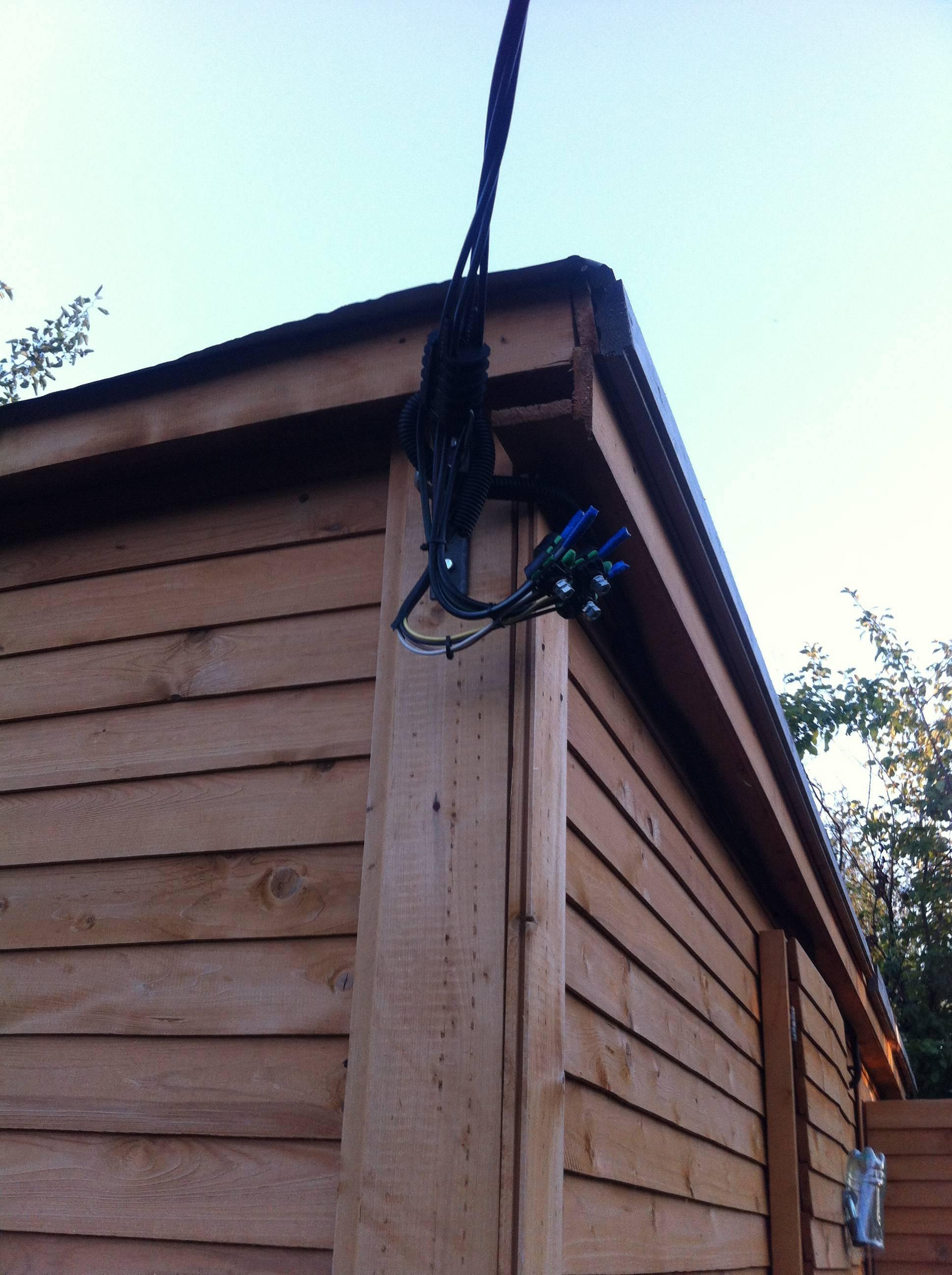 Ввод электричества в дом. рекомендации специалистов.