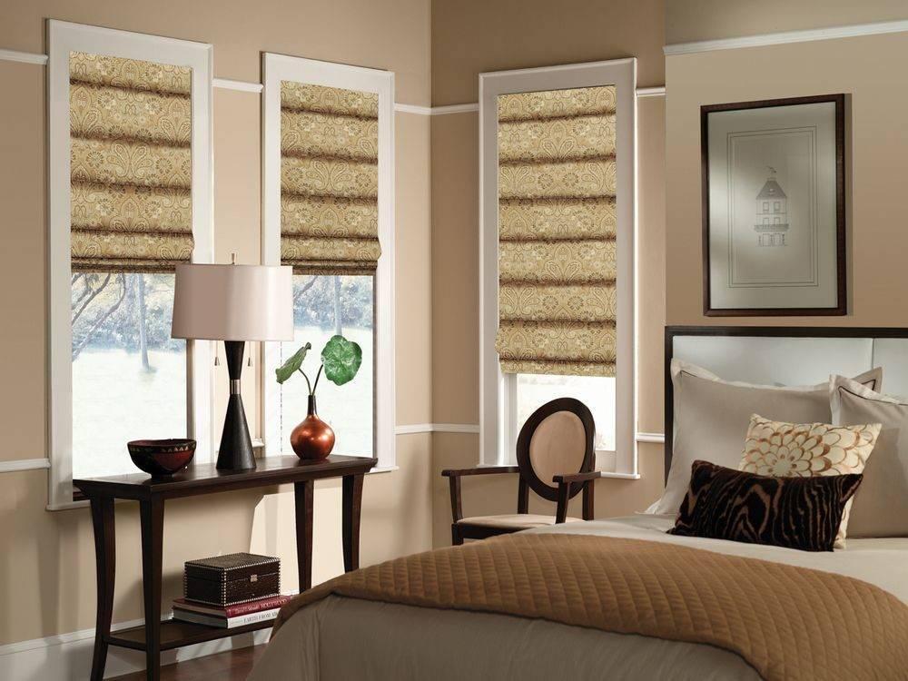 Как выбрать римские шторы: конструкция, ткань, цвет | строительный блог вити петрова
