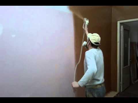 Выбор краскопульта для водоэмульсионной краски