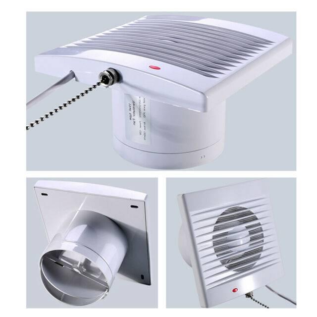 Вентиляторы с обратным клапаном: характеристики и тонкости выбора