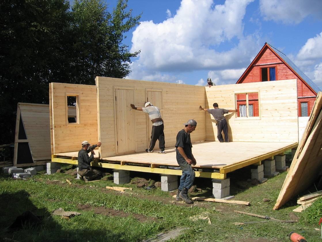 Постройка дома без опыта строительства своими руками