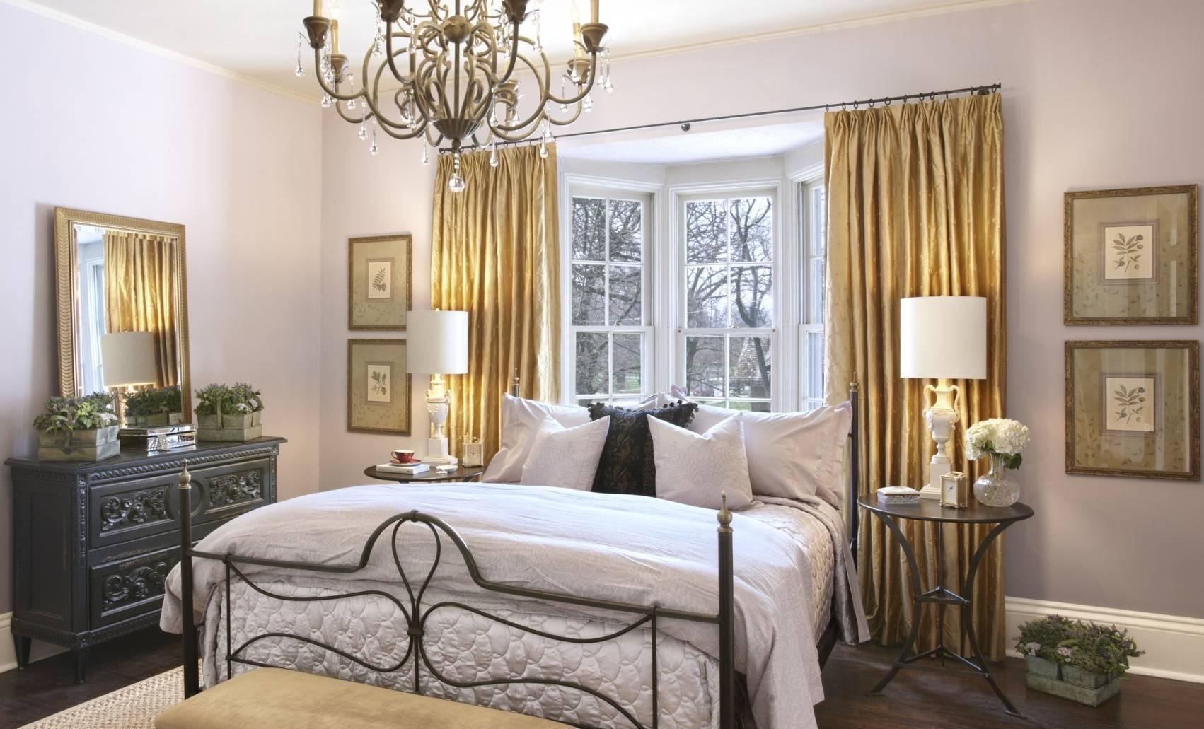 Какие обои выбрать для спальни и фото лучших обоев при обустройстве спальни | женский журнал читать онлайн: стильные стрижки, новинки в мире моды, советы по уходу