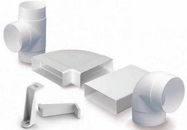 Пластиковые воздуховоды для вентиляции: критерии выбора и монтаж