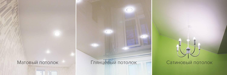 Какой потолок лучше выбрать – натяжной или навесной?