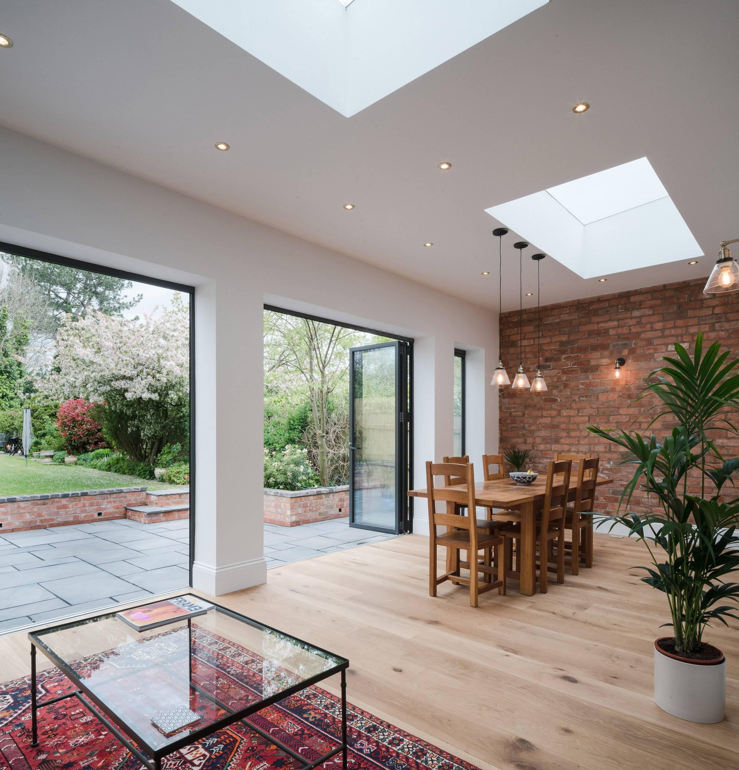 5 советов как поднять низкий потолок в деревянном доме