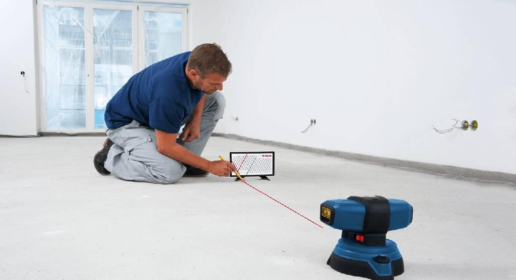 Как пользоваться нивелиром (лазерным уровнем): принцип работы, как настроить, отрегулировать на точность, ремонт своими руками + видео