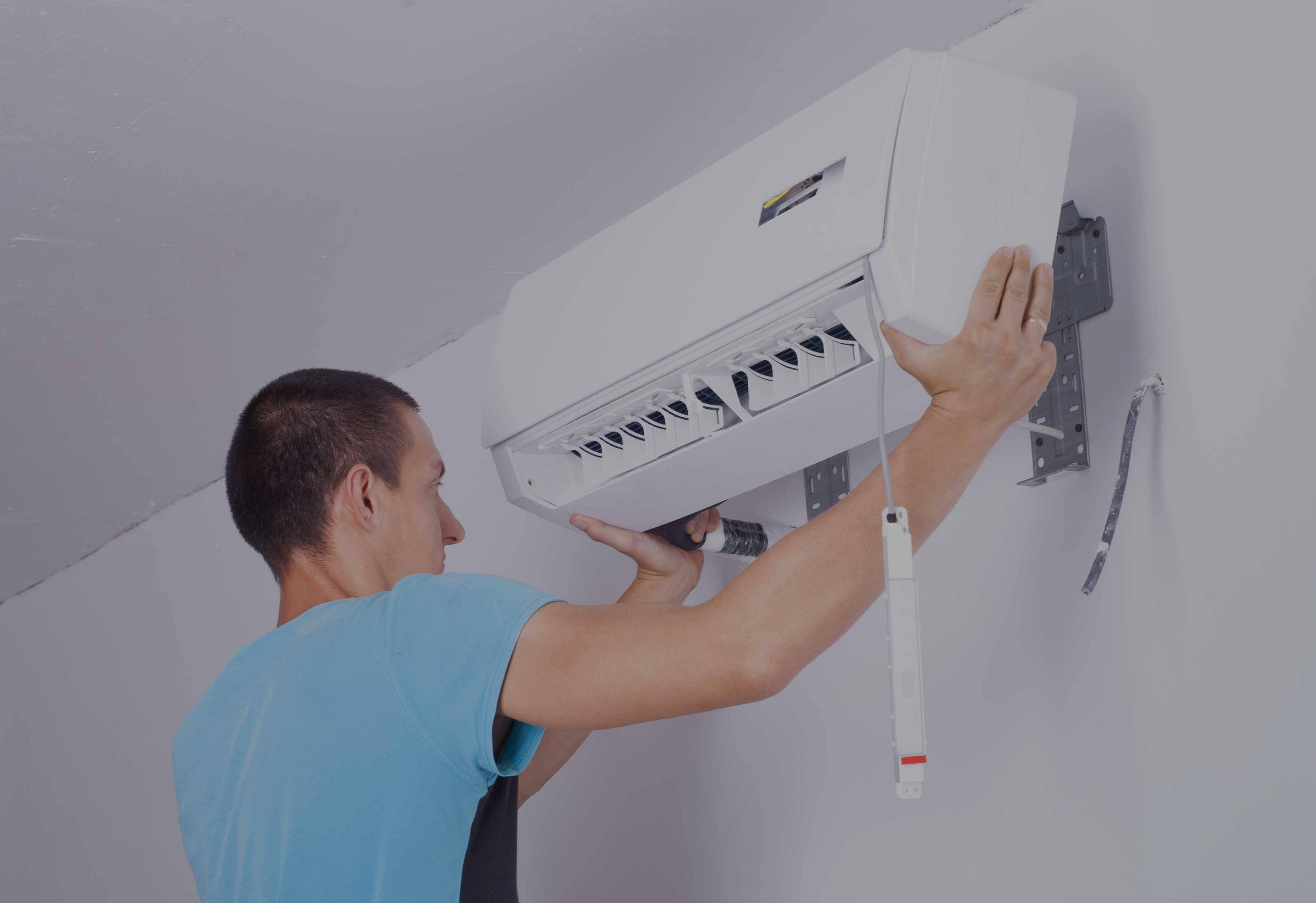 Как установить кондиционер самостоятельно – пошаговая инструкция