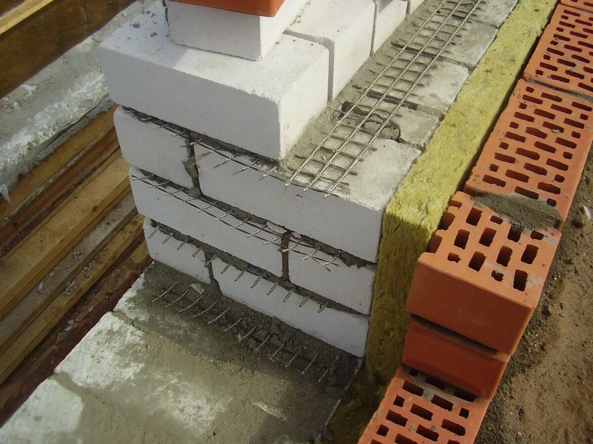 Как утеплить силикатный кирпич - какой материал использовать