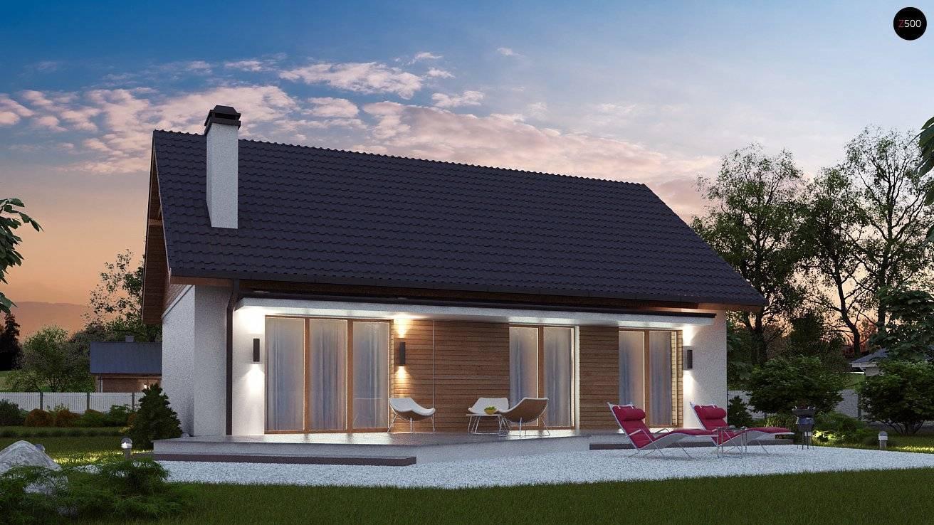 Проекты одноэтажных частных домов