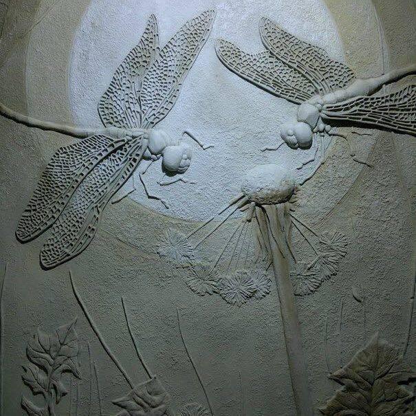 Барельеф на стене своими руками: фото, видео инструкция барельеф на стене своими руками: фото, видео инструкция