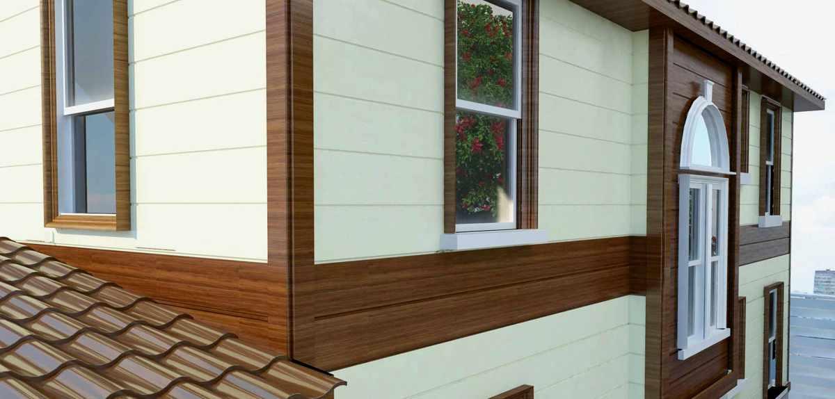 Стеновые панели для наружной отделки дома: инструкция по монтажу
