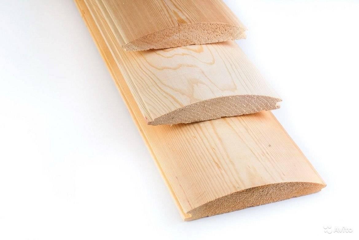 Блок-хаус из лиственницы: плюсы и минусы