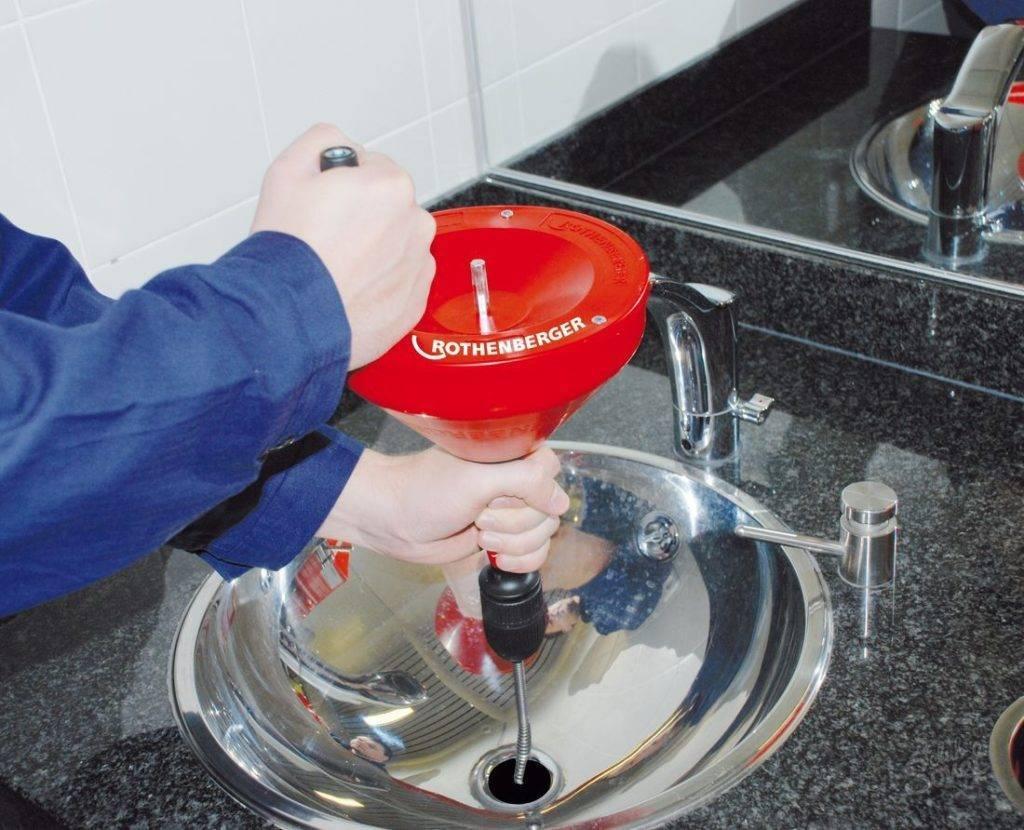 Как прочистить засор в раковине на кухне: 6 способов и советы по профилактике