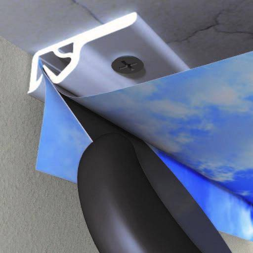 Как сделать натяжной потолок своими руками. пошаговая инструкция