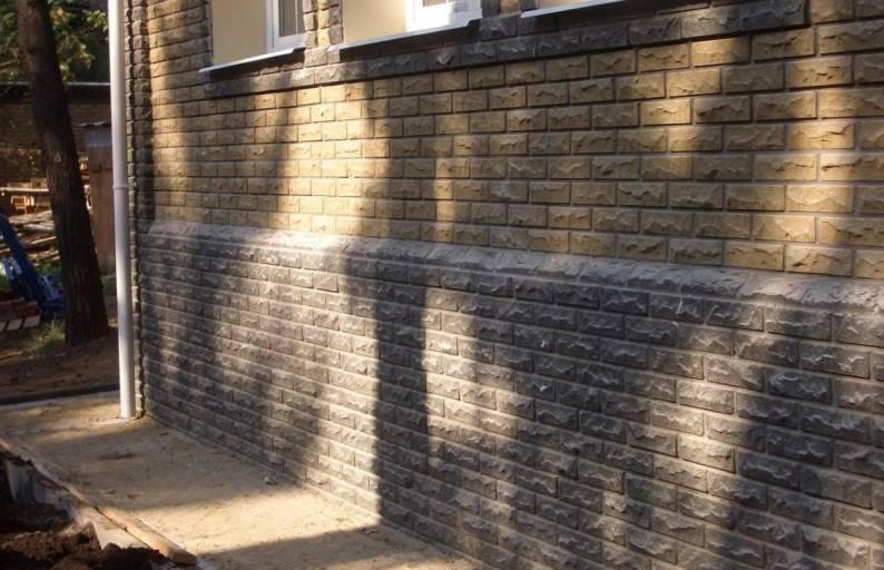 Как обложить дом облицовочным кирпичом: пошаговая инструкция + фото
