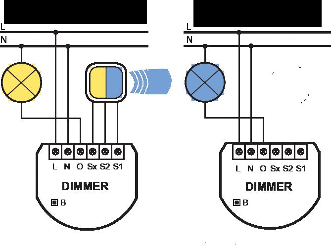 Какие бывают диммеры для светодиодных ламп и как их сделать самому?