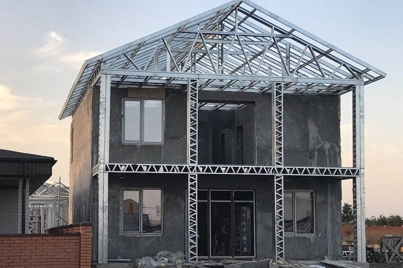 Монолитно-кирпичный дом, что это такое, плюсы и минусы, отзывы