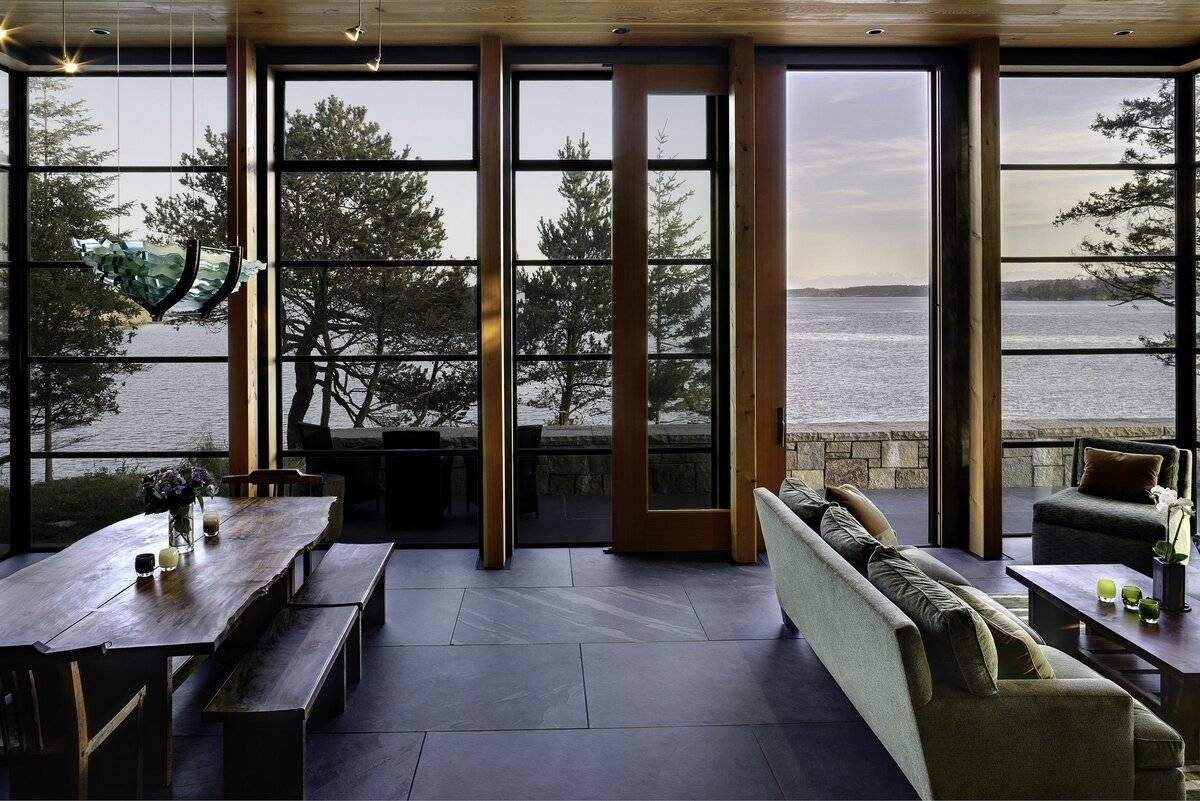 Панорамные окна в квартире плюсы и минусы - клуб мастеров