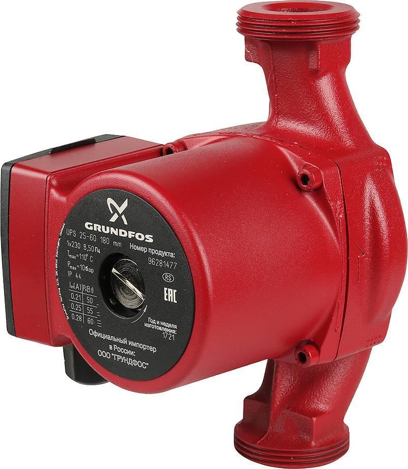 Как подобрать циркуляционный насос для системы отопления?   гид по отоплению