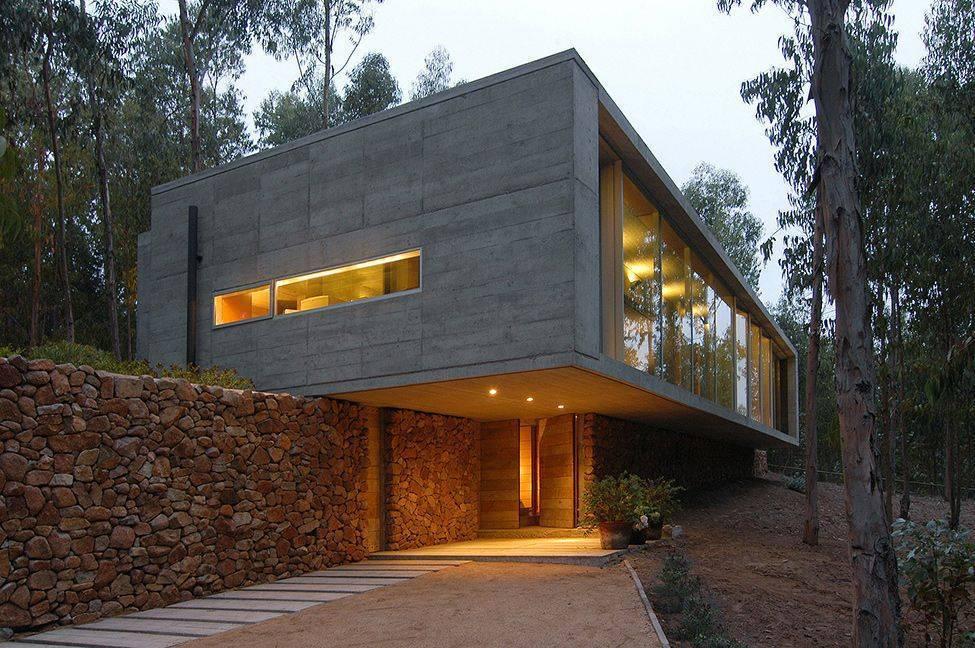 Проекты домов со стеклянными стенами. стеклянные дома с деревянным каркасом