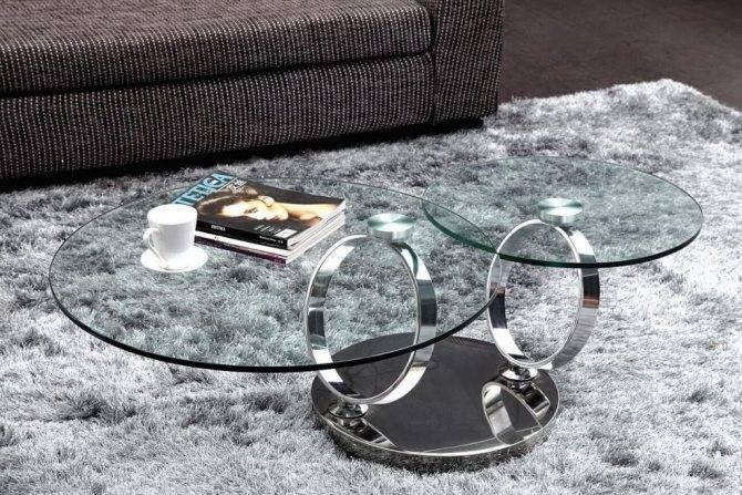 Стол обеденный со стеклом — стильный выбор для кухни - swoofe.ru
