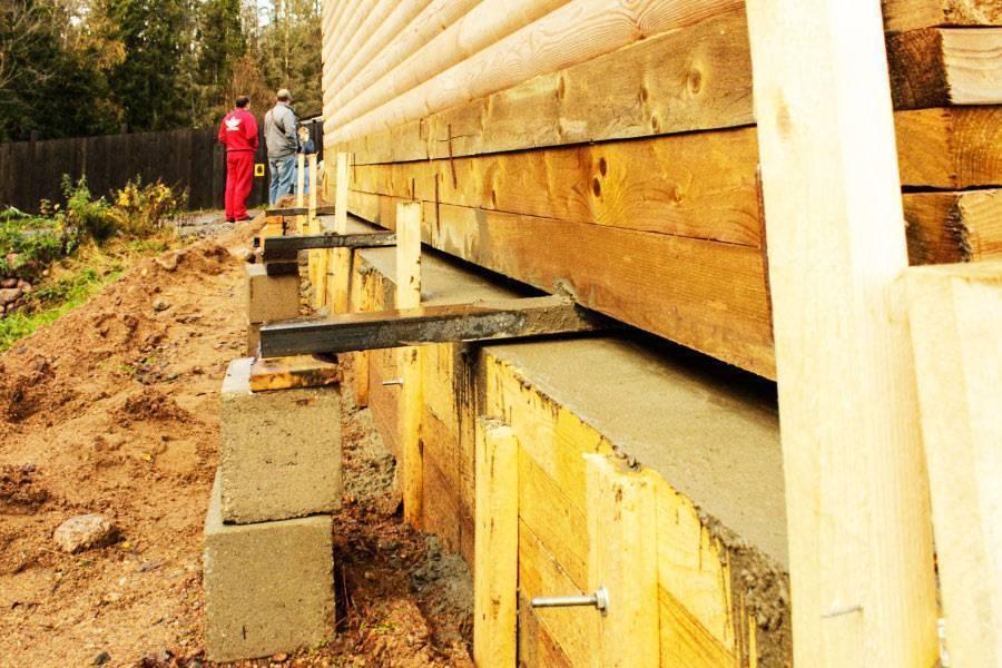 Как построить новый дом на месте старого или вокруг него