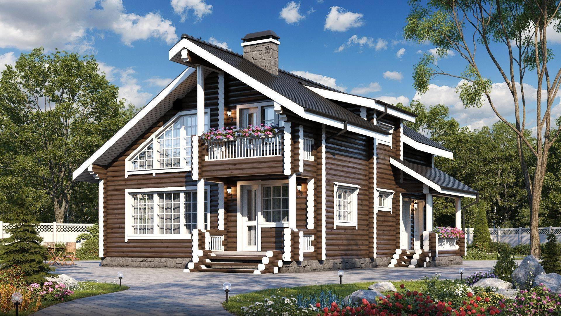 Двухэтажный дом — лучшие проекты, современные идеи, красивые варианты интерьера и экстерьера (100 фото + видео)