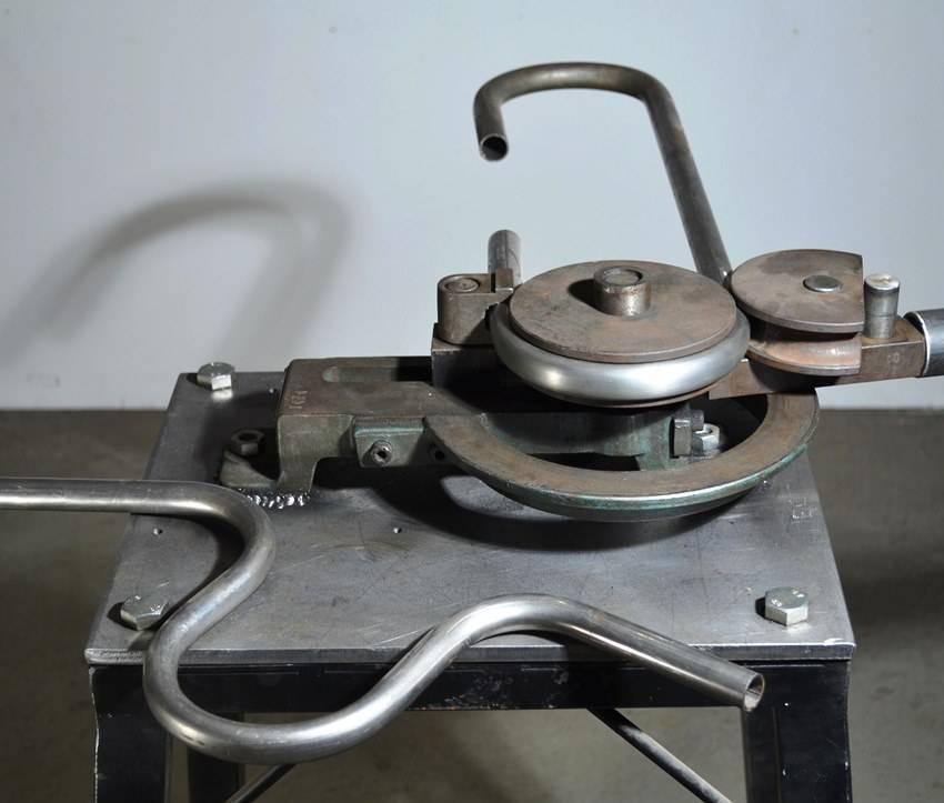 Самостоятельное изготовление станка для холодной ковки