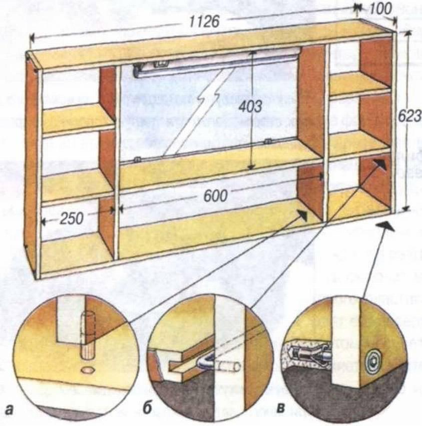 Как сделать книжную полку своими руками: оригинальные идеи полок для книг