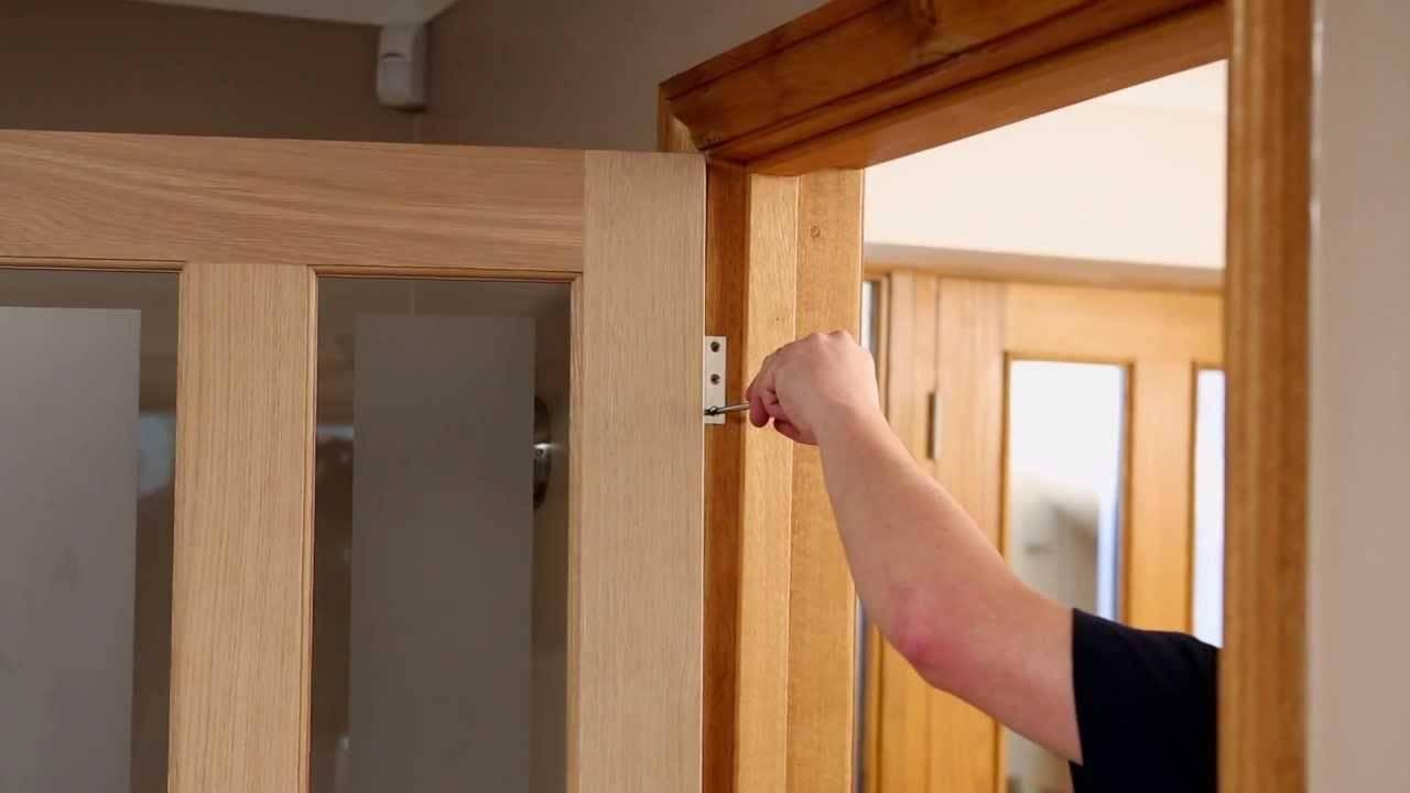 Установка дверей своими руками: особенности установки и пошаговое описание монтажных работ (110 фото)