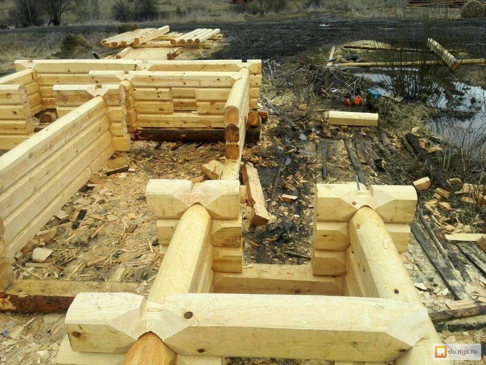 Срубы из лафета — преимущества недостатки. дома из лафета – норвежская технология строительства на российском строительном рынке дом из лафета как построить