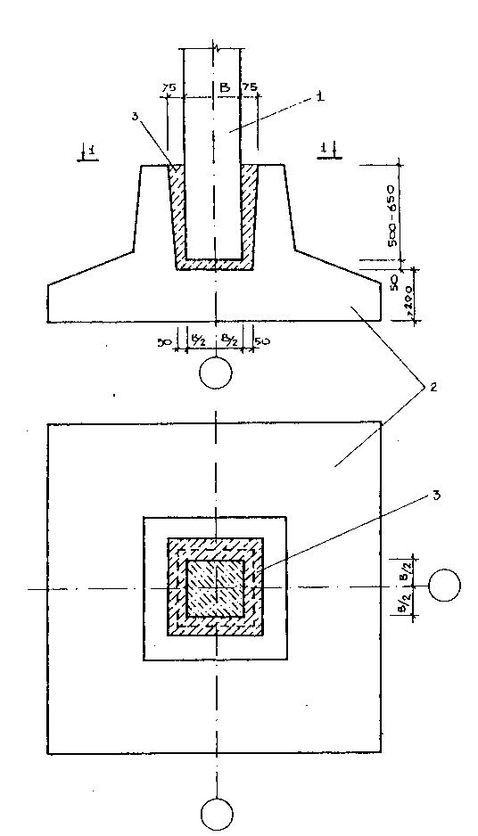 Фундамент стаканного типа: характеристика, область применения и основные особенности монтажа